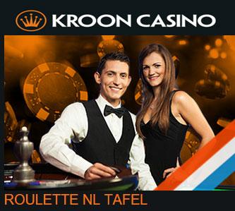 Kroon Casino roulette online