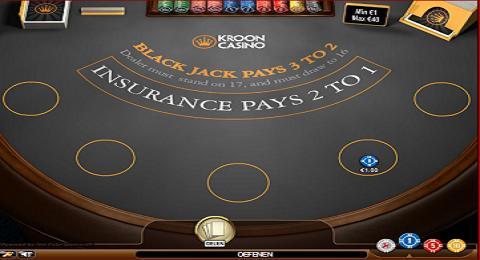 Live Blackjack 2